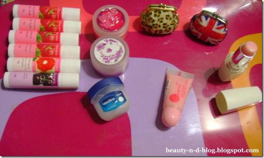 Lip Balm Obsession
