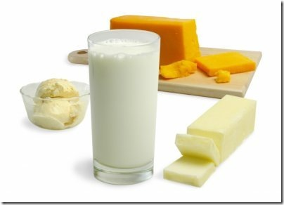 Foods To Slim-Dairy