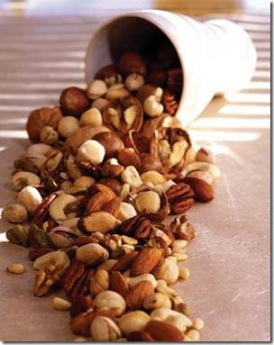 Foods To Slim-Nuts