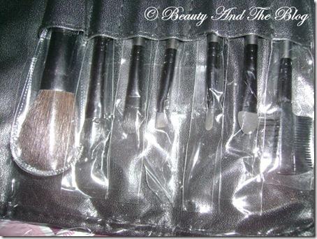 7Pc Makeup Brush Kit-Buy In Coins