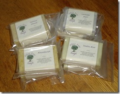 olive tree soaps