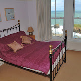 Bedrooms for the Beach House Self Catering Holday cottage, Port Isaac, Cornwall