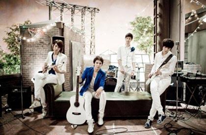 'Love Light' เพลงใหม่จาก CN Blue เผยออกมาแล้ว