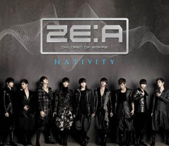 ZE:A เต้นโคฟเวอร์เพลง Bo Peep Bo Peep ของ T-ara !!!