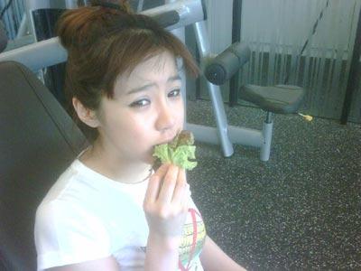 Park Bom (2NE1) ดูดีมากหลังจากไดเอ็ท
