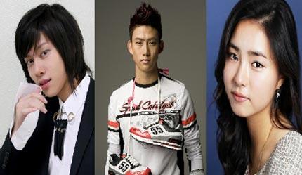 TaecYeon, HeeChul และ Shin SeKyung จะเป็นพิธีกรใน Dream Concert 2010