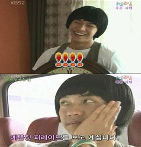 Lee Seung Gi จากพระเอกละครเศร้ามาเป็นตัวหลักในรายการวาไรตี้โชว์