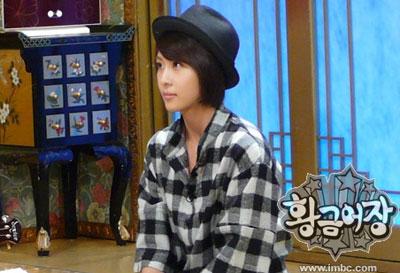 Ha Ji Won กังวลเรื่องขาหลังจากได้ฟัง So Hot ของ Wonder Girls