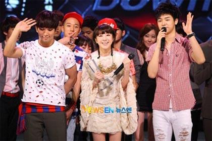 คลิปคอนเสิร์ต Seo In Young ชนะในรายการ M! Countdown