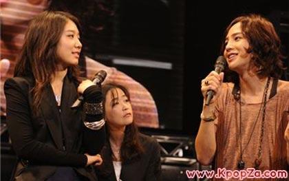 Jang Geun Suk จัดงานแฟนมีตติ้งกับ Park Shin Hye