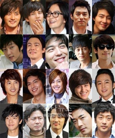 CNN เลือก 20 ศิลปินชายสุดฮอตของเกาหลีใต้