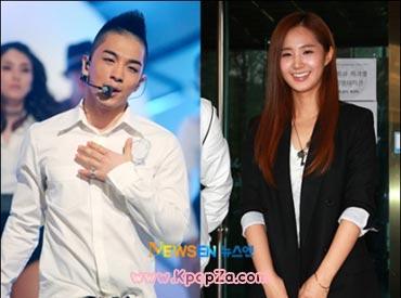 """TaeYang  """"ความสัมพันธ์ผมกับ Yuri ไม่ใช่แบบนั้นครับ"""""""