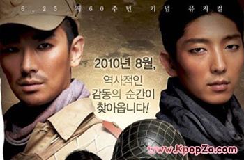 Lee Jun Ki และ Joo Ji Hoon ร่วมแสดงในละครเพลงเรื่อง Voyage of Life