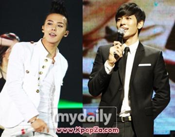 G-Dragon กลัว Se7en