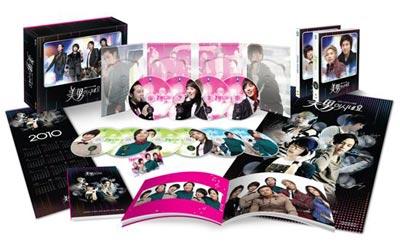 ดีวีดี You're beautiful ทำยอดขายทะลุเป้าในเกาหลี