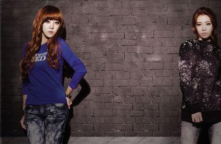 Brown Eyed Girls โชว์เสน่ห์ใน GET USED