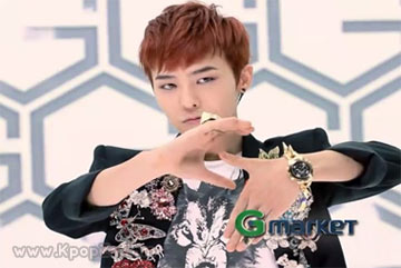 G-Dragon ปล่อยมิวสิควีดีโอและโฆษณาในแคมเปญ Gmarket ออกมาแล้ว