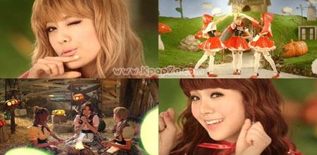 Orange Caramel ปล่อยมิวสิควีดีโอและมินิอัลบั้ม 'A~ing♡' ออกมาแล้ว
