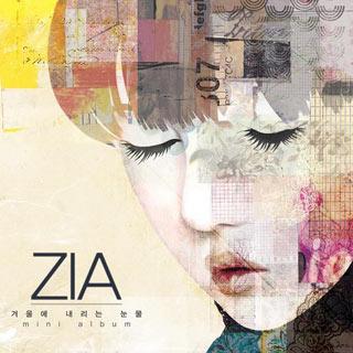 ZIA - 겨울에 내리는 눈물