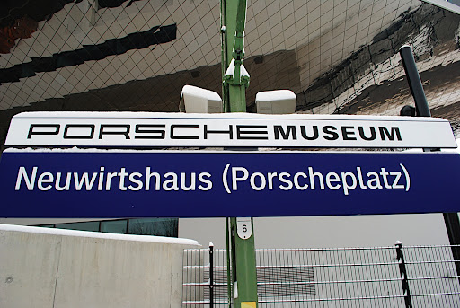 Porsche will also be