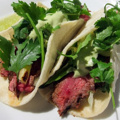 Chipotle Steak Tacos