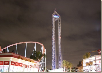 Knott's Supreme Scream