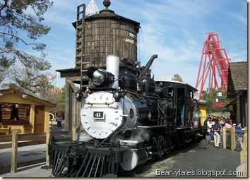 Knott's Calico Railroad