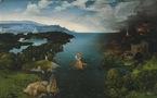Patinir - El paso de la laguna Estigia