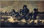 Goya- Las Parcas
