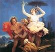 Tiépolo, Apolo persiguiendo a Dafne