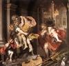 Barocci, Eneas huye de Troya