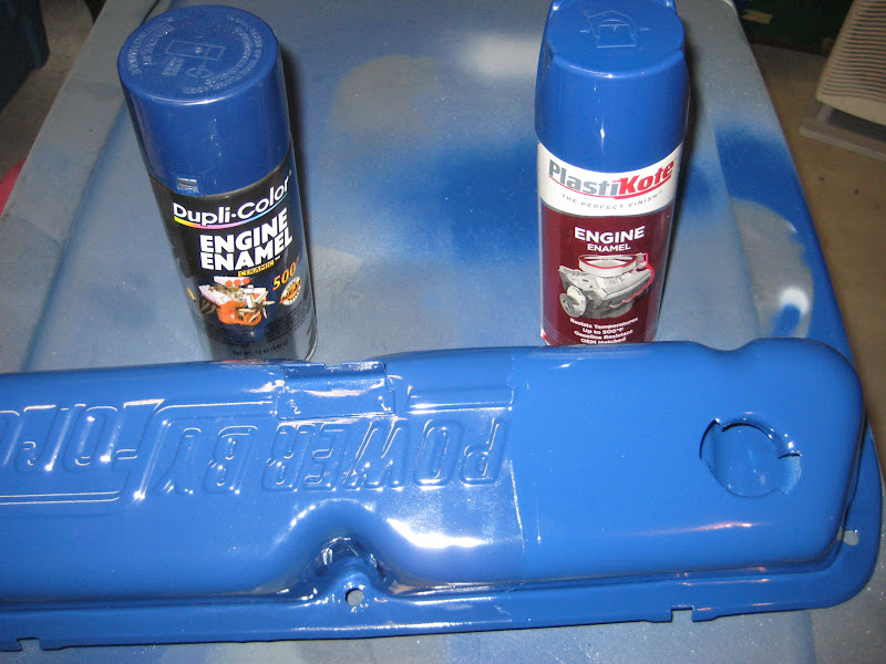 Ford Corporate Blue Engine Spray Paint