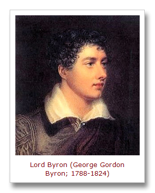 lord byron quotes about nature