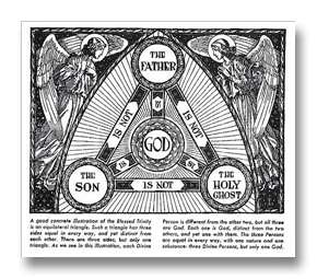 arius and the council of nicaea on debate on the unity of the holy trinity A serious danger to church unity was the great arian  arius minimized the christian trinity and professed the father alone is the true  nicaea council.