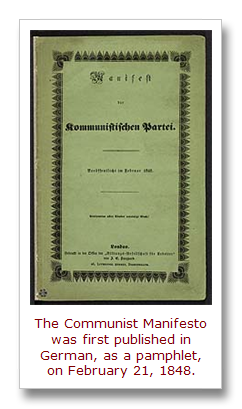 the communist manifesto a workers call 'workers of the world the communist manifesto is arguably the world's most this is a call-to-arms for anyone who is engaged in the movement to expose and.