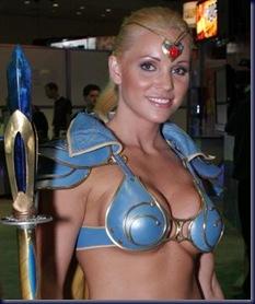 Garotas na E3 1