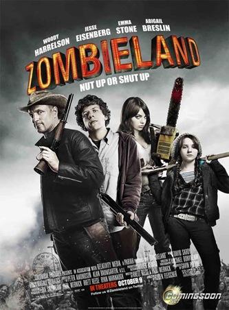 Pôster Zombieland!