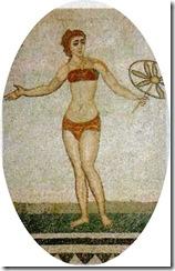 Mosaicos da Villa Romana