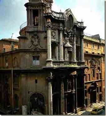 San Carlino, 1638-1641