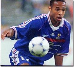 Thierry Henry  - França