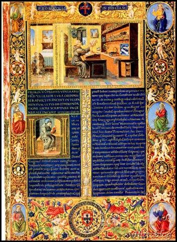 histoblog - bíblia de Belém - 2