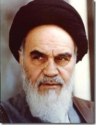 aiatolá Ruhollah Khomeini - Irã