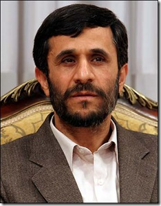 Mahmoud Ahmadinejad - Presidente do Irã  2005 -