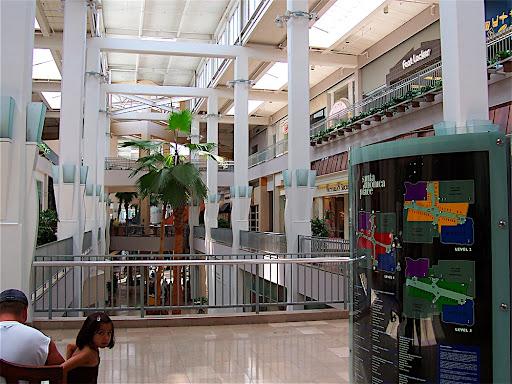 New Santa Monica Mall Address