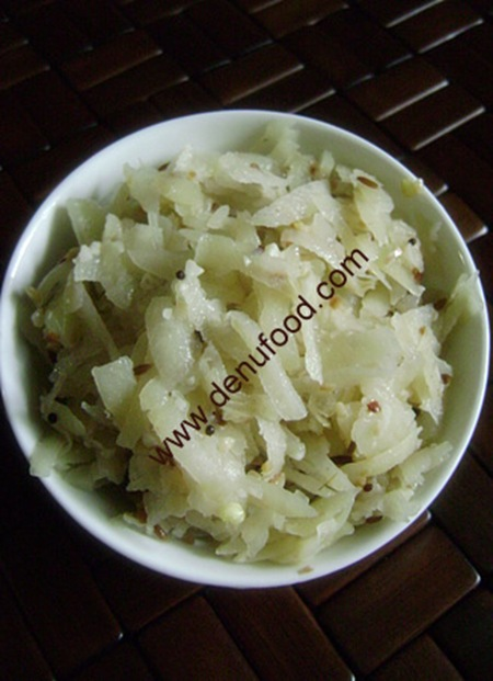 Grated Potato