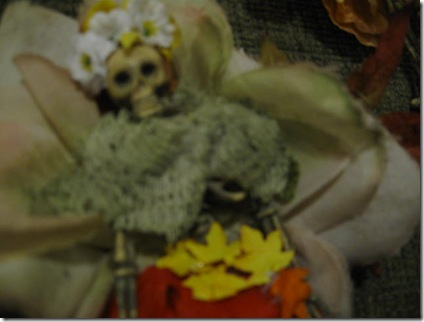 Catrina Halloween Corsages 011