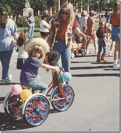 kara trike parade