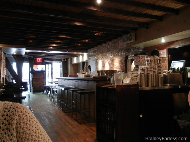 Interior of Boka: Bon Chon on St. Mark's