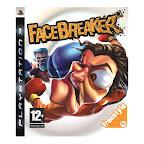 PS3 Blu-ray Game FaceBreaker