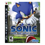 PS3 Blu-ray Game Sonic the Hedgehog